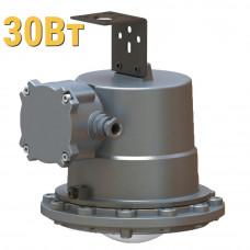 Взрывозащищенный светодиодный светильник ДСП УХЛ1 LenSvet LSS-PR-P-035-1EX-30-3000-65, 30Вт
