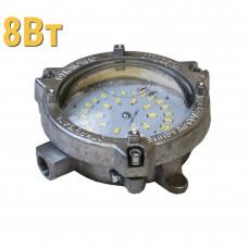 Взрывозащищенный светодиодный светильник ДБП УХЛ1ОМ1 LenSvet LSS-PR-NK-035-1EX-8-800-65, 8Вт
