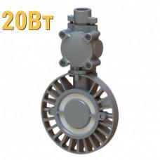 Взрывозащищенный светодиодный светильник ДСП УХЛ1 LenSvet LSS-PR-P90-035-1EX-20-2000-5000-65, 20Вт