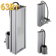 Промышленный светодиодный светильник LenSvet LSS-PR-KU-018-63-8370-4000-67, 63Вт