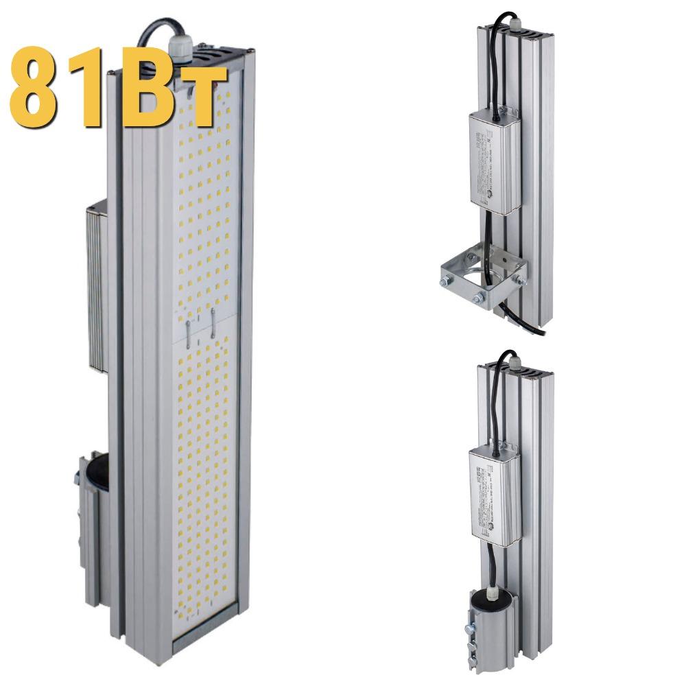 Уличный светодиодный светильник LenSvet LSS-ST-KU-018-81-10800-4000-67, 81Вт