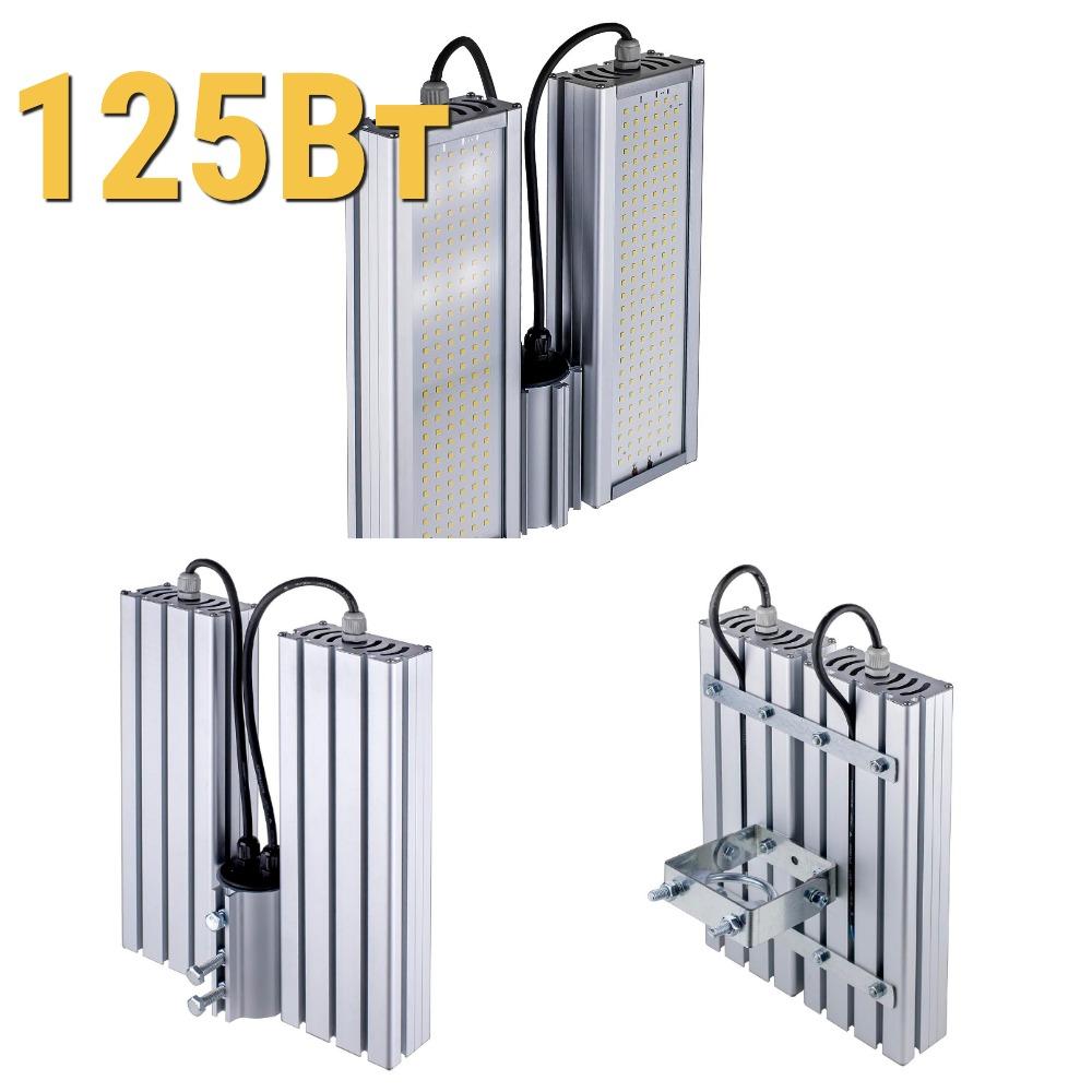 Промышленный светодиодный светильник LenSvet LSS-PR-KU-018-125-16741-4000-67, 125Вт