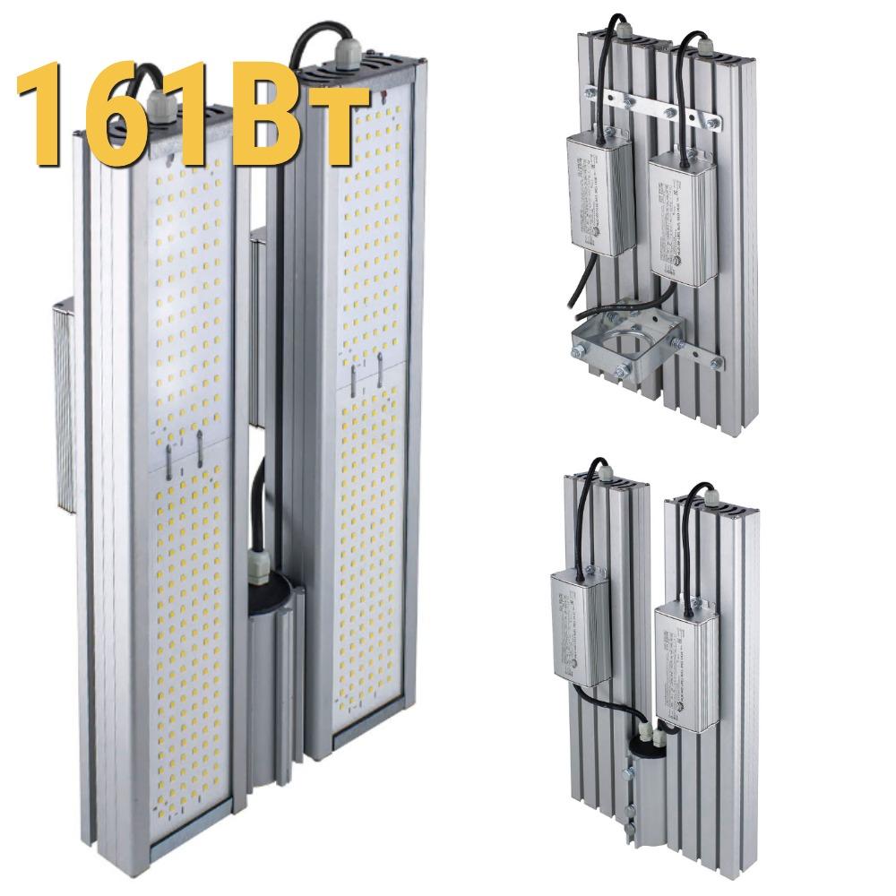 Промышленный светодиодный светильник LenSvet LSS-PR-KU-018-161-21600-4000-67, 161Вт