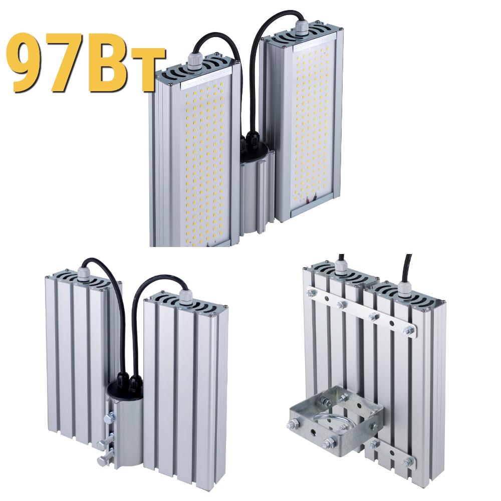 Промышленный светодиодный светильник LenSvet LSS-PR-KU-018-97-12960-4000-67, 97Вт