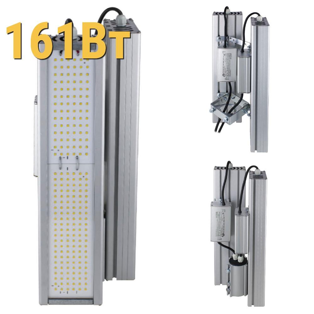 Уличный светодиодный светильник LenSvet LSS-ST-KU90-018-161-16740-4000-67, 161Вт