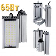 Уличный светодиодный светильник LenSvet LSS-ST-KU90-018-65-8640-4000-67, 65Вт