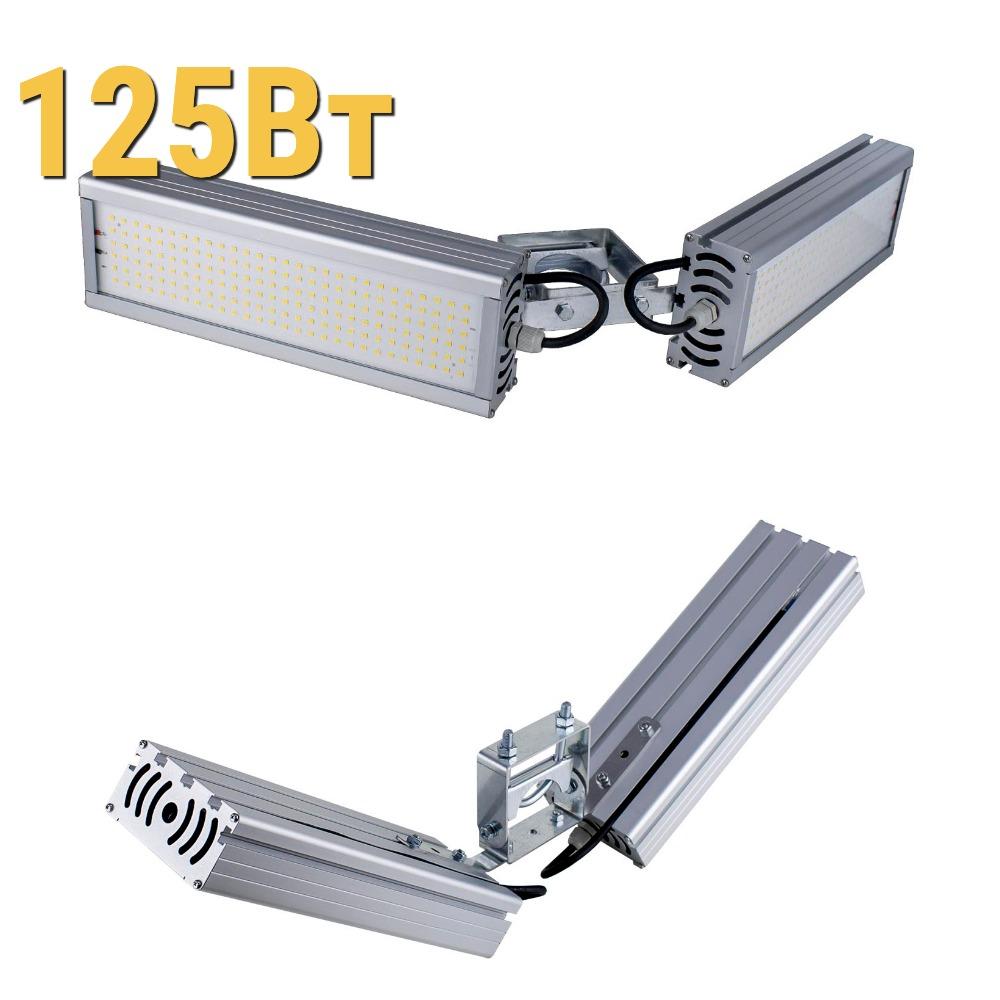 Промышленный светодиодный светильник LenSvet LSS-PR-UV-018-125-16740-4000-67, 125Вт