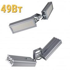 Промышленный светодиодный светильник LenSvet LSS-PR-UV-018-49-6480-4000-67, 49Вт