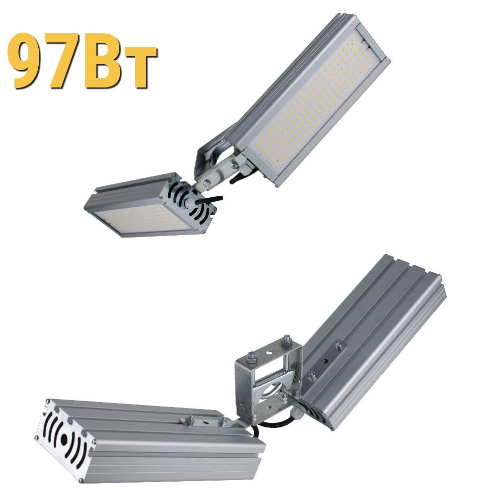 Уличный светодиодный светильник LenSvet LSS-ST-UV-018-97-12960-4000-67, 97Вт