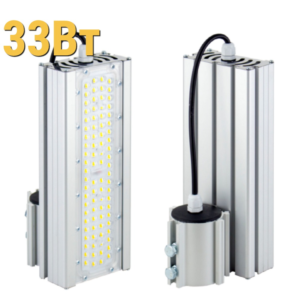 Уличный светодиодный светильник LenSvet LSS-ST-K-018-33-4950-5000-67, 33Вт