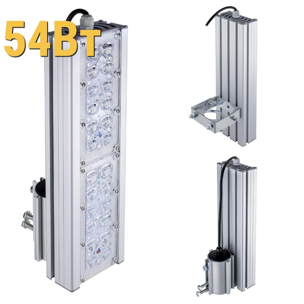 Уличный светодиодный светильник LenSvet LSS-ST-KU-018-54-8100-5000-67, 54Вт