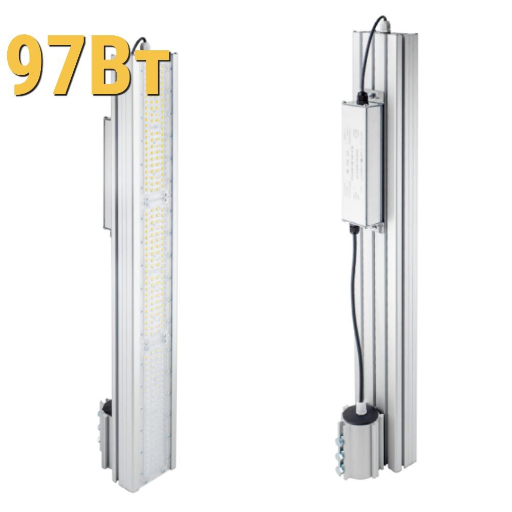 Уличный светодиодный светильник LenSvet LSS-ST-K-018-97-14550-5000-67, 97Вт