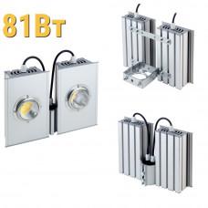 Светодиодный прожектор КОБ LenSvet LSS-ST-KU-018-81-14175-5000-67, 81Вт