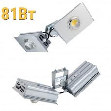 Светодиодный прожектор КОБ LenSvet LSS-ST-UV-018-81-14175-5000-67, 81Вт