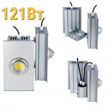 Светодиодный прожектор КОБ LenSvet LSS-ST-KU90-018-121-21175-5000-67, 121Вт