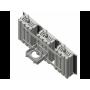 Светодиодный прожектор КОБ LenSvet LSS-ST-U-018-181-31675-5000-67, 121Вт