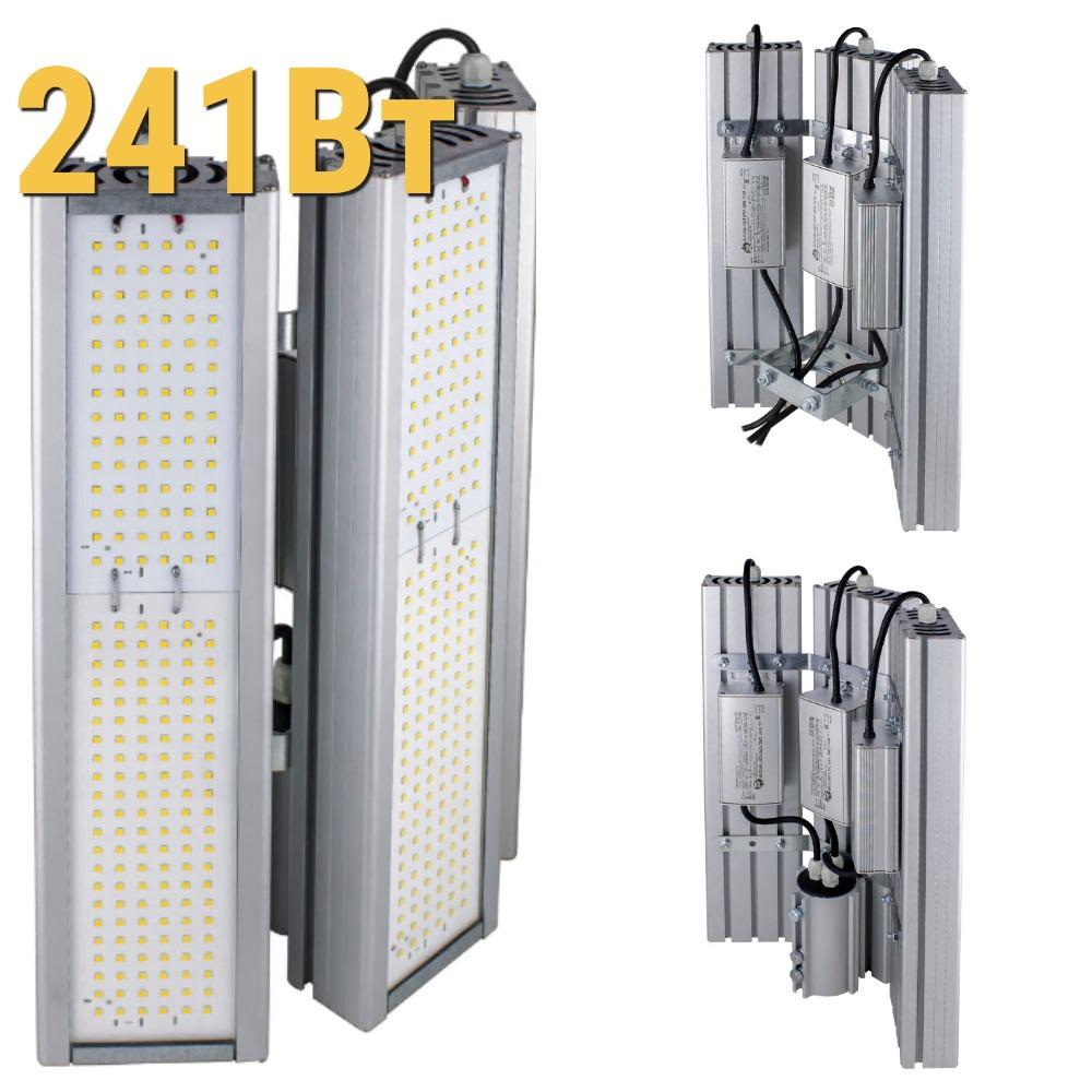 Промышленный светодиодный светильник LenSvet LSS-PR-KU90-018-241-32400-4000-67, 241Вт