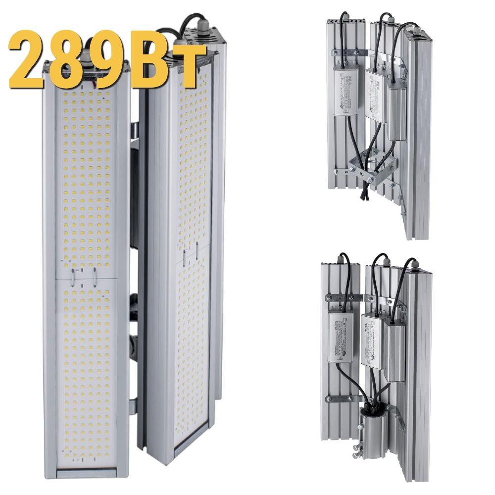 Промышленный светодиодный светильник LenSvet LSS-PR-KU90-018-289-38880-4000-67, 289Вт