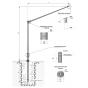 Опоры для светосигнального оборудования серии СС (1)