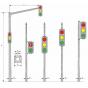 Опоры для светосигнального оборудования серии ОСФГ и ОГСГ (1)