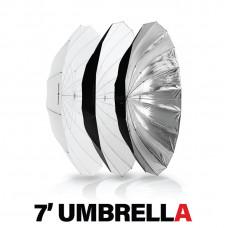 REDBACK or MOZZIE accessory - HUDSON SPIDER + Westcott 7' Umbrella with mount