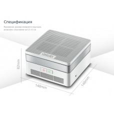 """Настольный обеззараживатель воздуха """"БАРЬЕР 2020"""" модель №11 (адаптер на 220В в комплекте) (1х6Вт)"""