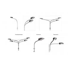Кронштейн для консольных светильников — «Стандарт»