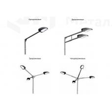 Кронштейн для консольных светильников — «Вектор»