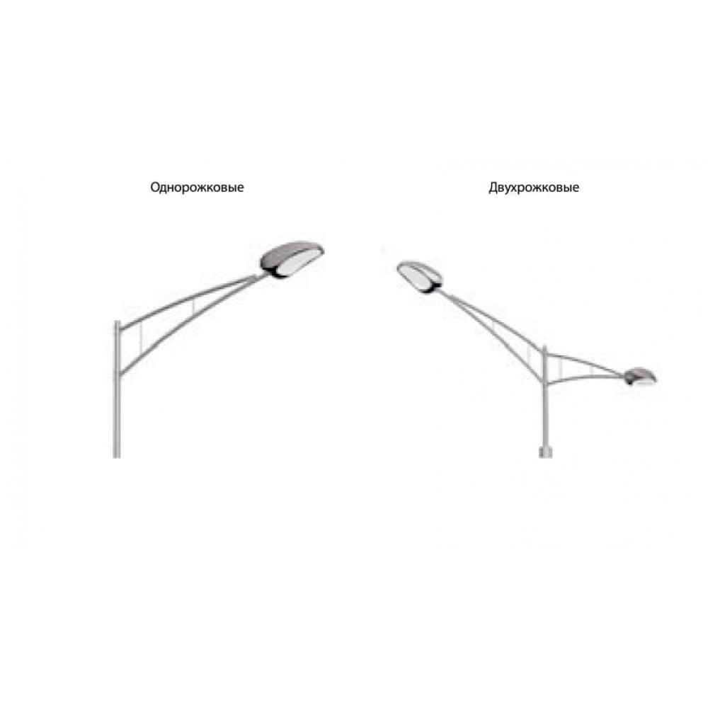 Кронштейн для консольных светильников — «Модерн»