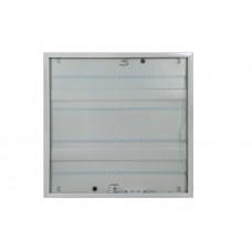 Светодиодная панель, 40 Вт, 4500К, 3400 Лм, IP30