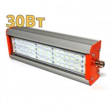 Светодиодный взрывозащищенный светильник LSS-PR-U-036-2EX-30-3300-5000-65, 30 Вт