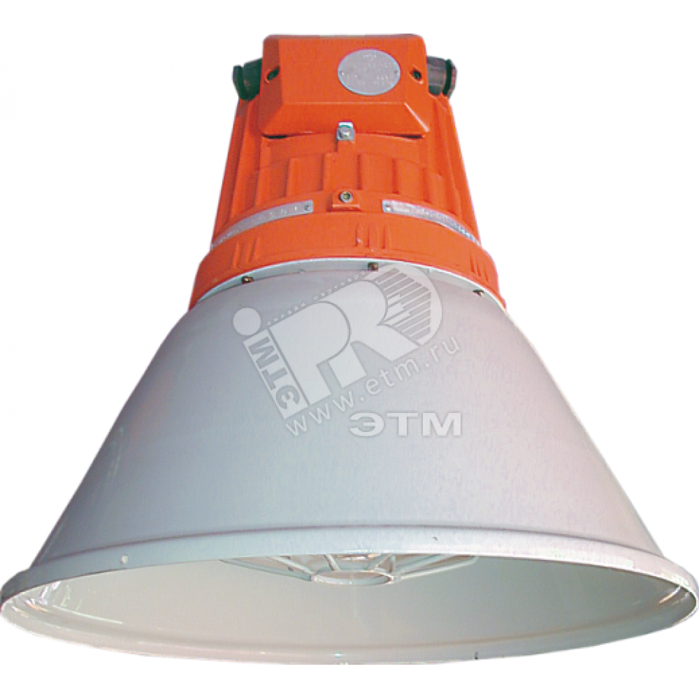Светильник взрывозащищенный РСП-11ВЕх-125-511 с решеткой отражатель
