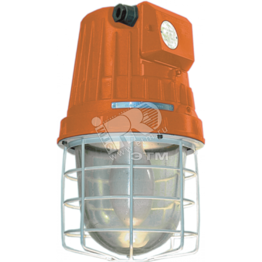 Светильник взрывозащищенный РСП-11ВЕх-125-512 с решеткой