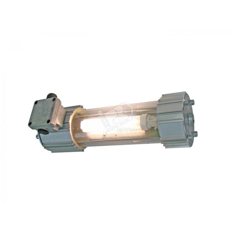 Светильник аварийный взрывозащищенный ВИОЛАН Ф-1х18(2G11)Э АО-3КС