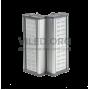 """Светодиодный светильник """"Модуль"""" МК-2, в старом корпусе, 96 Вт"""