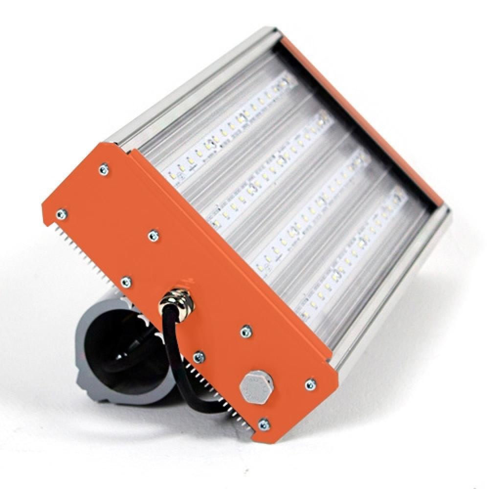 Светодиодный взрывозащищенный светильник LSS-ST-K-036-b-EX-80-8800-5000-65, 80 Вт