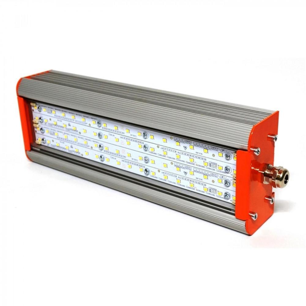 Светодиодный взрывозащищенный светильник LSS-PR-U-036-EX-100-11000-5000-65, 100 Вт