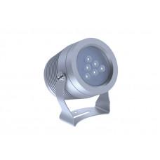 Архитектурный светильник лучевой D100 18W 24V IP65 10,25,45,60° на светодиодах CREE (США) RGB DMX