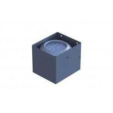Светильник односторонний заливной D155 36W 24V IP65 на светодиодах CREE (США) RGB DMX