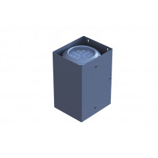 Светильник двухсторонний заливной D155 2*36W 24V IP65 на светодиодах CREE (США) RGB DMX