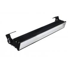 Светодиодный светильник линейный заливной L500 P-04 24W 24V IP65 CREE (США) RGB DMX
