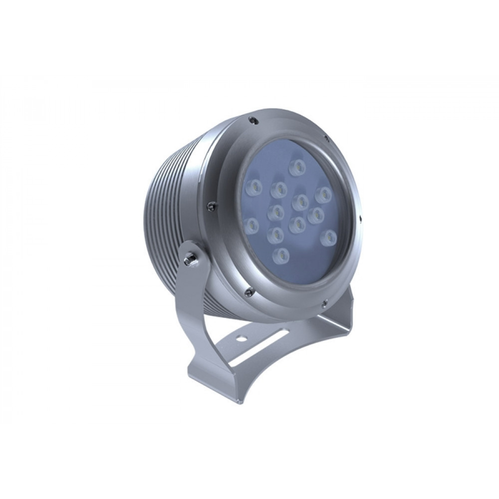 Архитектурный светильник лучевой D155 36W 24V IP65 10,25,45,60° на светодиодах CREE (США) RGB DMX