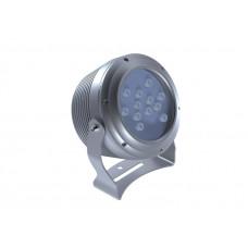 АрXитектурный светильник лучевой D155 36W 24V IP65 10,25,45,60° на светодиодаX CREE (США) RGB DMX