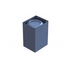 Светильник двухсторонний лучевой D155 2*36W 24V IP65 10,25,45,60° на светодиодах CREE (США) RGB DMX