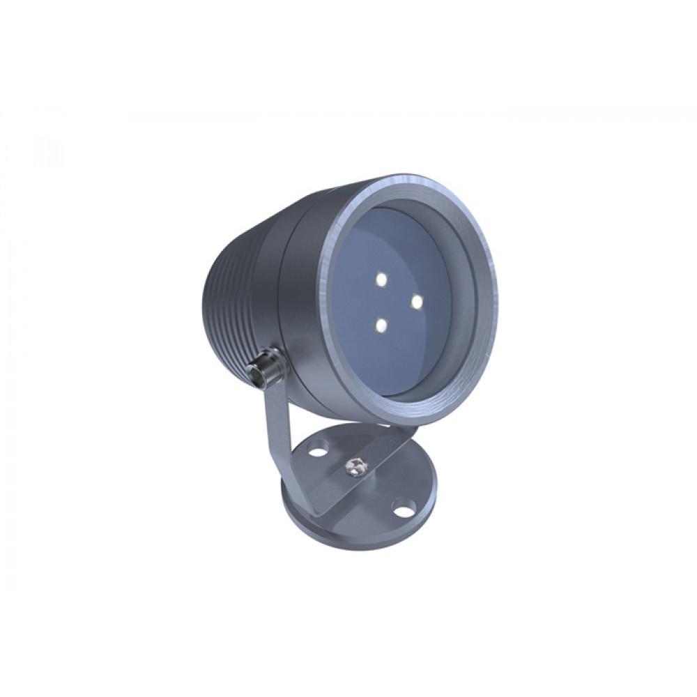 Архитектурный светильник заливной 9W 12V IP65 RGB DMX