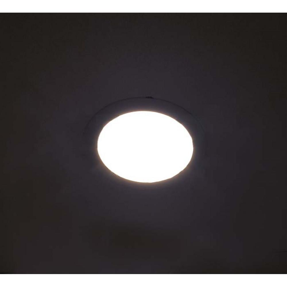 Усовершенствованный светодиодный светильник Круг Д19 в России
