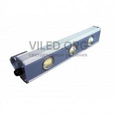 Уличный диммируемый консольный светодиодный светильник серия DALI, 120 Вт, Световой поток 15 200 Лм