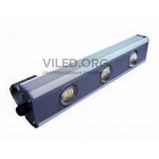 Уличный диммируемый консольный светодиодный светильник серия DALI, 100 Вт, Световой поток 11 400 Лм