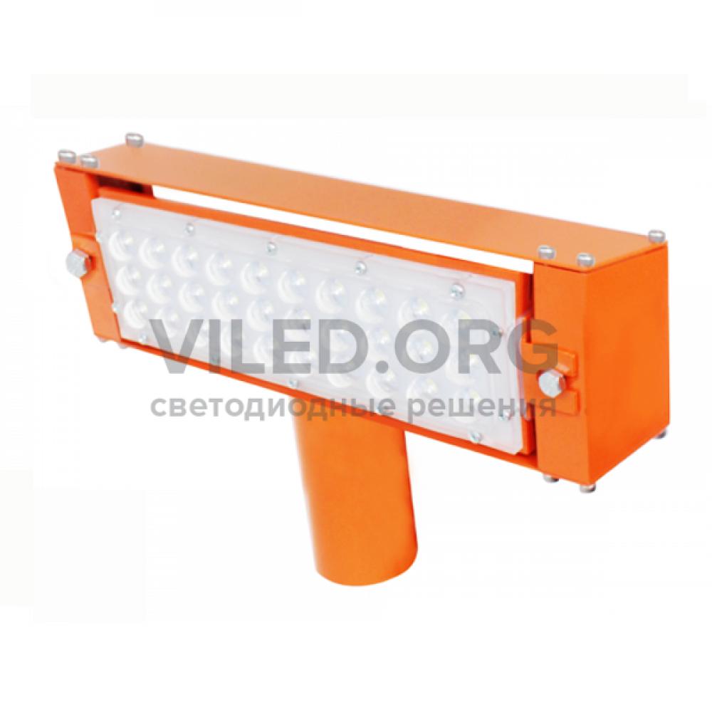 Взрывозащищенный светодиодный светильник VT-LED M1-1, 30 Вт