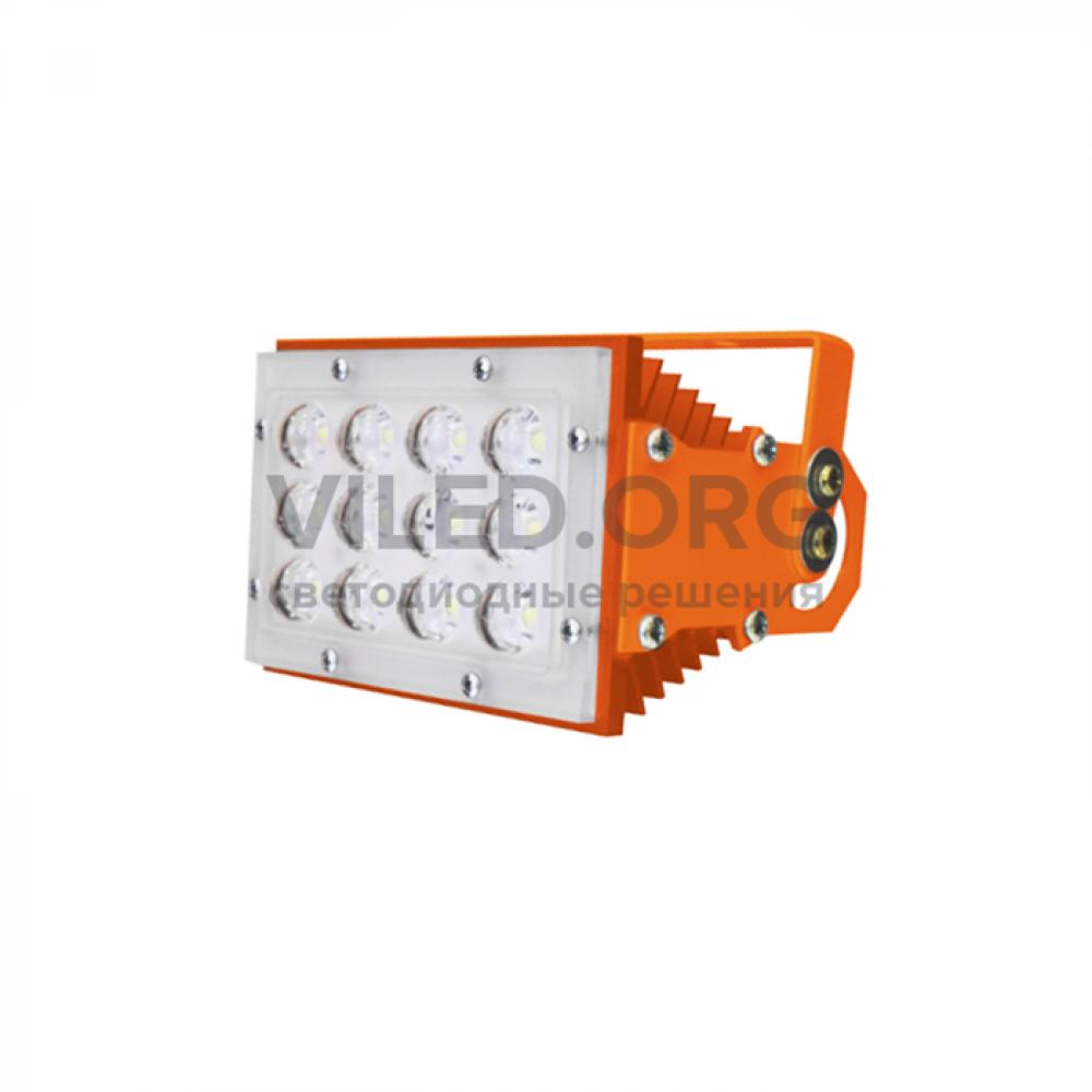 Взрывозащищенный светодиодный светильник VT-LED-12, 12 Вт